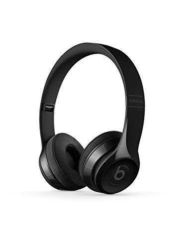 Beats Solo3 Wirelessオンイヤーヘッドフォン – グロスブラック