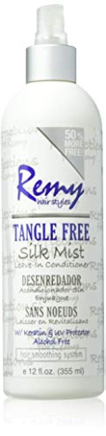 彼女辛なミリメートルRemy Hair Styles Tangle Free Silk Mist Leave-in Conditioner 8 Oz by remy hair styles