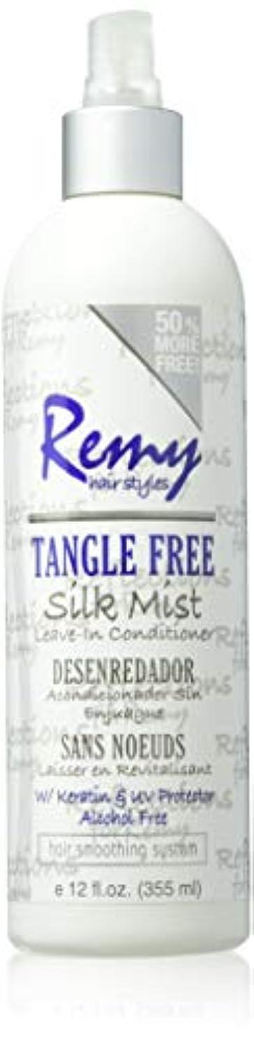 まだ行動サポートRemy Hair Styles Tangle Free Silk Mist Leave-in Conditioner 8 Oz by remy hair styles