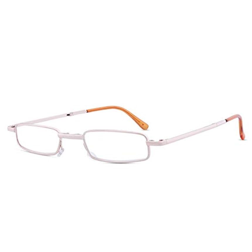 LCSHAN ファッション老眼鏡アンチブルーライトプログレッシブマルチフォーカス男性と女性のデュアルユースインテリジェントズーム (Color : B, Size : 100 degrees)