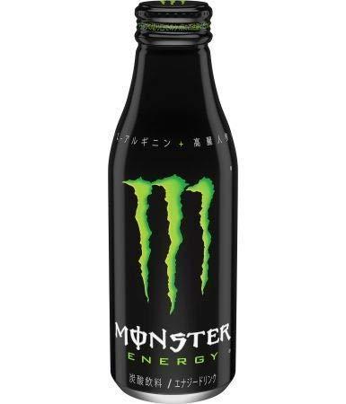 アサヒ モンスターエナジー ボトル缶 500ml×24本入