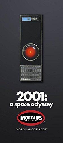 MOE2001-PIN 2001年宇宙の旅 HAL9000 ピンバッヂ