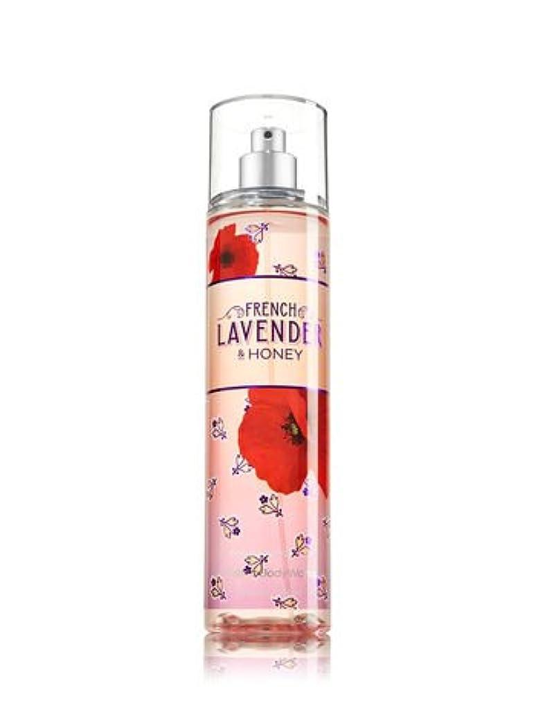 島受賞滑りやすい【Bath&Body Works/バス&ボディワークス】 ファインフレグランスミスト フレンチラベンダー&ハニー Fine Fragrance Mist French Lavender & Honey 8oz (236ml...