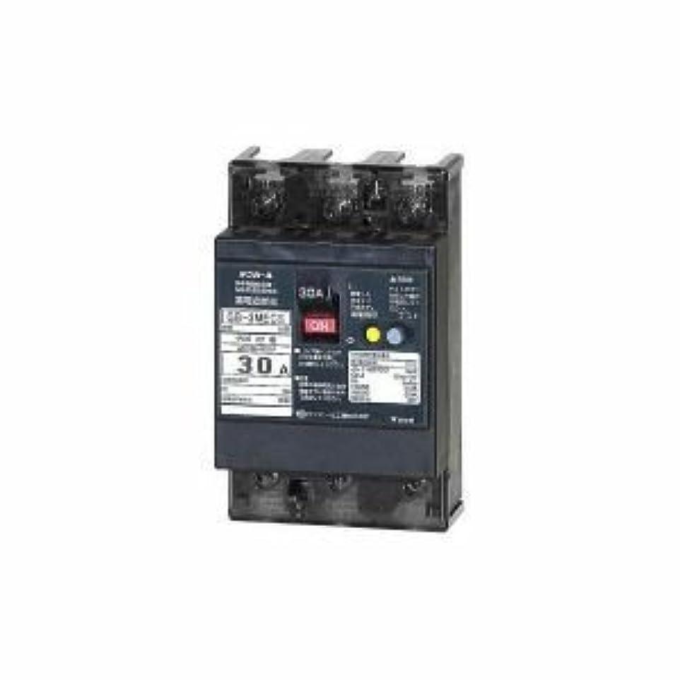 オリエント資格情報準備するテンパール工業 太陽光発電システム用漏電遮断器 OC付 30A 3MECS30030