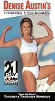 21 Day Jump Start Program: Firming Essentials: Tu [DVD]