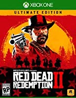 Red Dead Redemption 2 Ultimate Edition XBOX One レッドデッドリデンプション2 アルティメットエディション北米英語版 [並行輸入品]