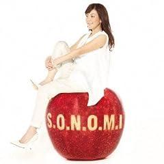 SONOMI「一瞬でも」のジャケット画像