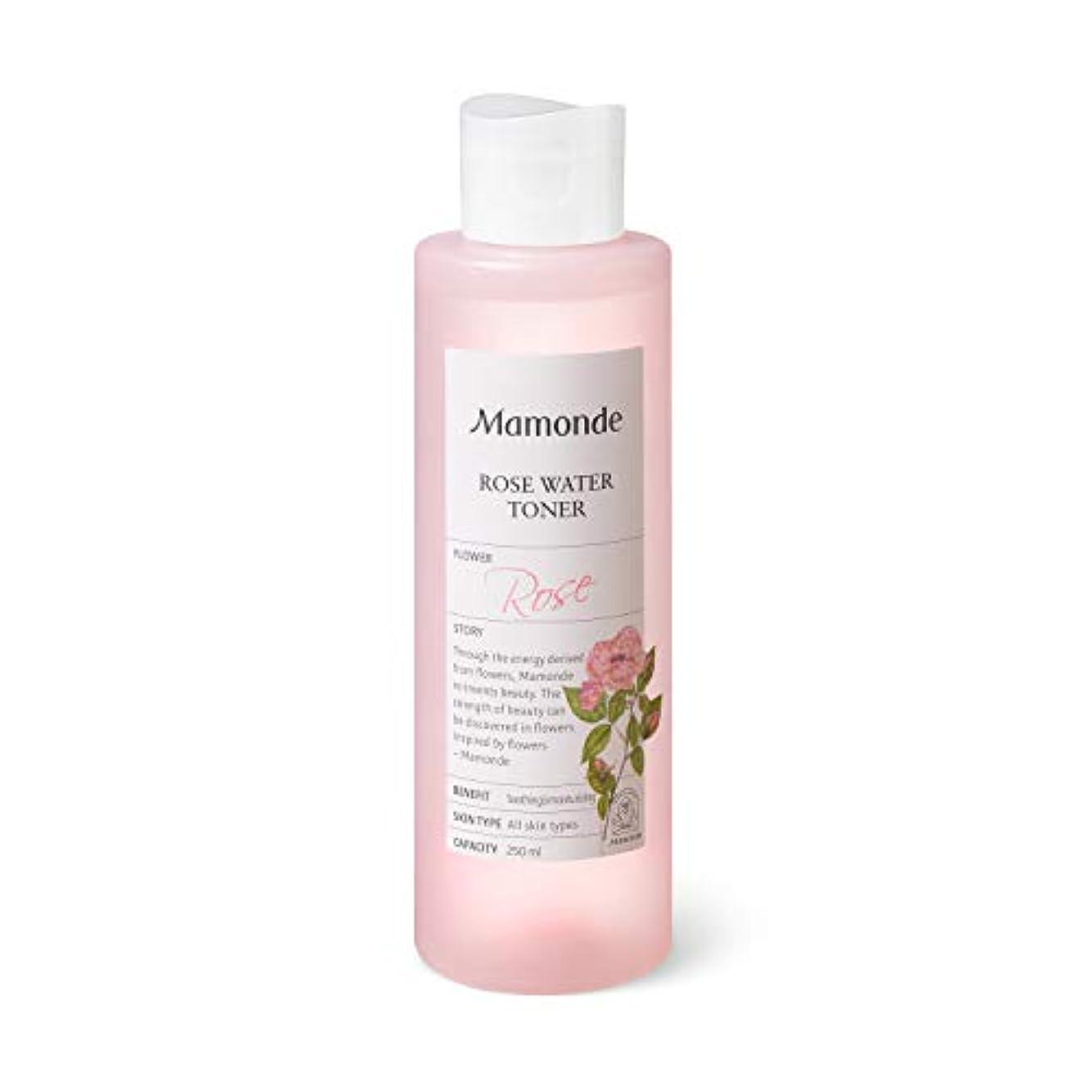 落ち着いたはっきりと指定[マモンド]ローズウォータートナー(Mamonde Rose Water Toner 250ml)