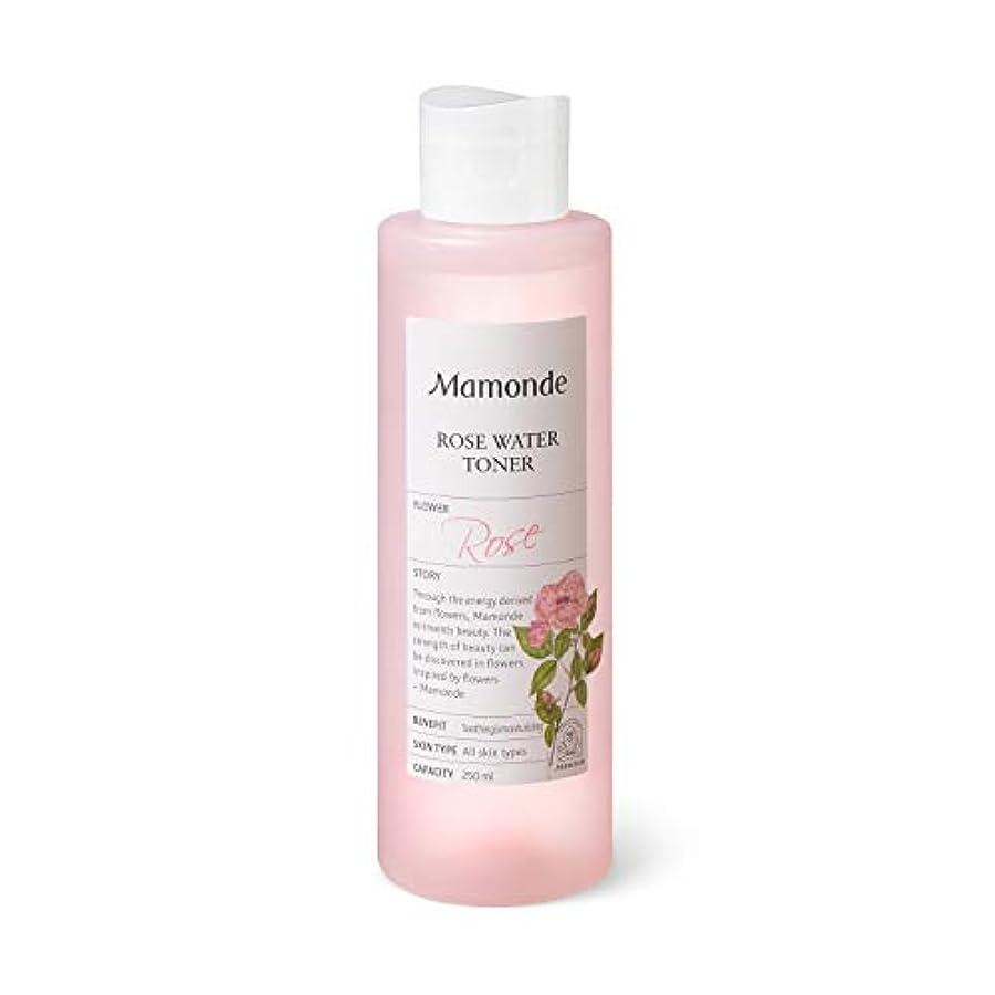 天才貢献する損失[マモンド]ローズウォータートナー(Mamonde Rose Water Toner 250ml)