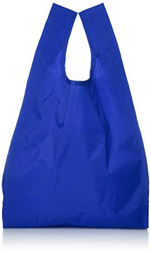 6fac6021e4dc [バグゥ] BABY BAGGU エコバッグ リップストップナイロン ブルー