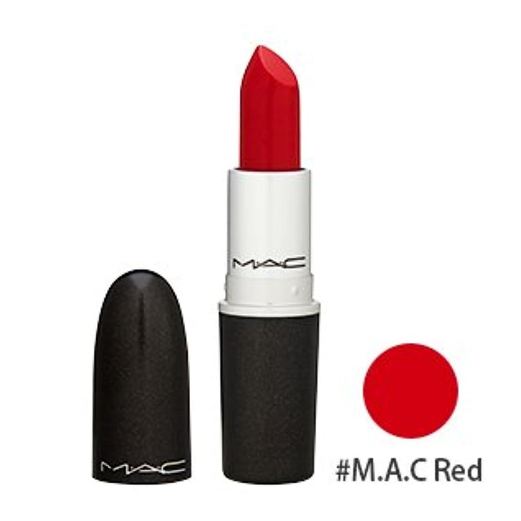 マック(M?A?C(MAC)) リップスティック #MAC RED(鮮やかな青みがかったレッド)[サテン] 3g [海外直送品] [並行輸入品]