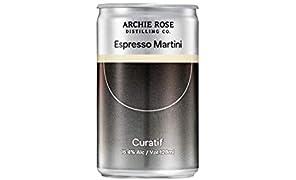Curatif Archie Rose Espresso Martini 120ml - 4 Pack