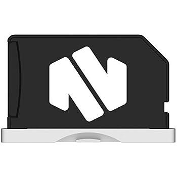 "Nifty 【MacBook Pro Retina 13 インチ用 】 SDカードスロット対応 ストレージ拡張メモリーカード 最大200GB対応 シルバー MiniDrive Retina 13"" Silver MD5-RP-R13SR0G"