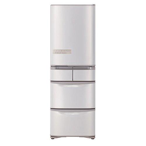 日立 ビッグ&スリム60 冷蔵庫 右開き 401L ス...