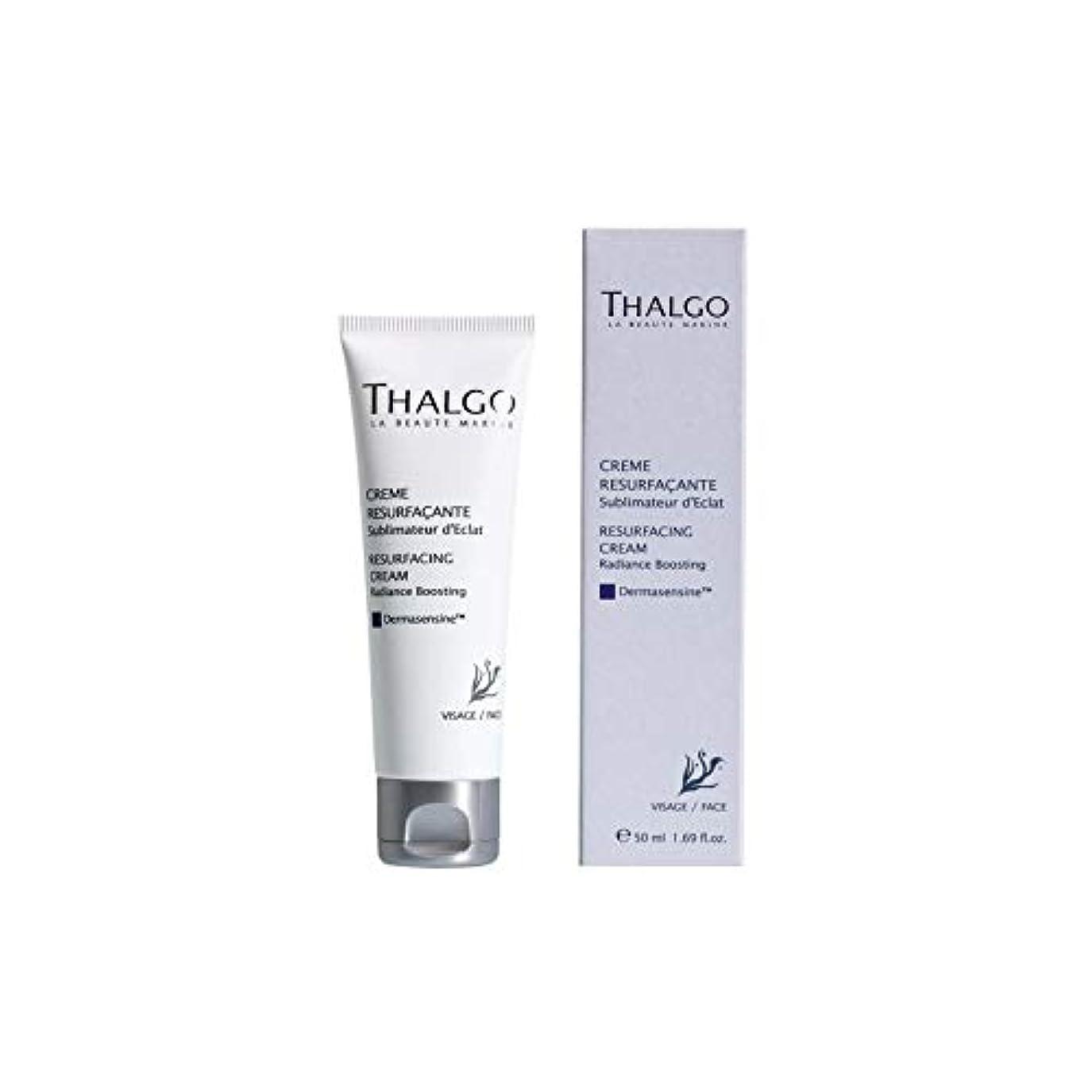 弱まる到着ファシズム[Thalgo ] タルゴ再舗装クリーム(50ミリリットル) - Thalgo Resurfacing Cream (50ml) [並行輸入品]