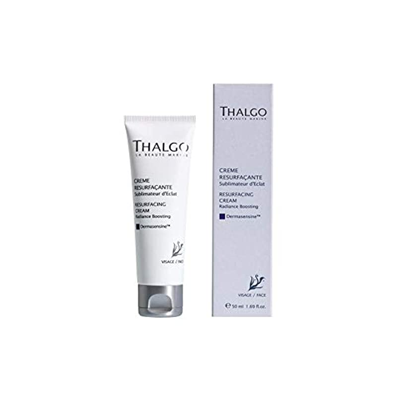 夫偉業トピック[Thalgo ] タルゴ再舗装クリーム(50ミリリットル) - Thalgo Resurfacing Cream (50ml) [並行輸入品]