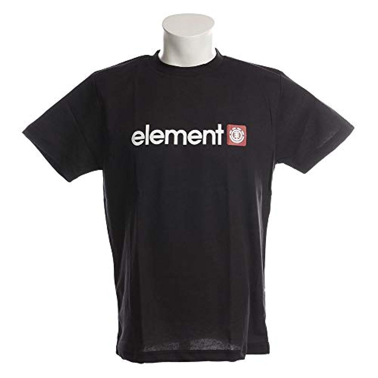 賞賛する目を覚ますドレインエレメント(エレメント) OLD SKOOL ショートスリーブTシャツ AI021220 BLK
