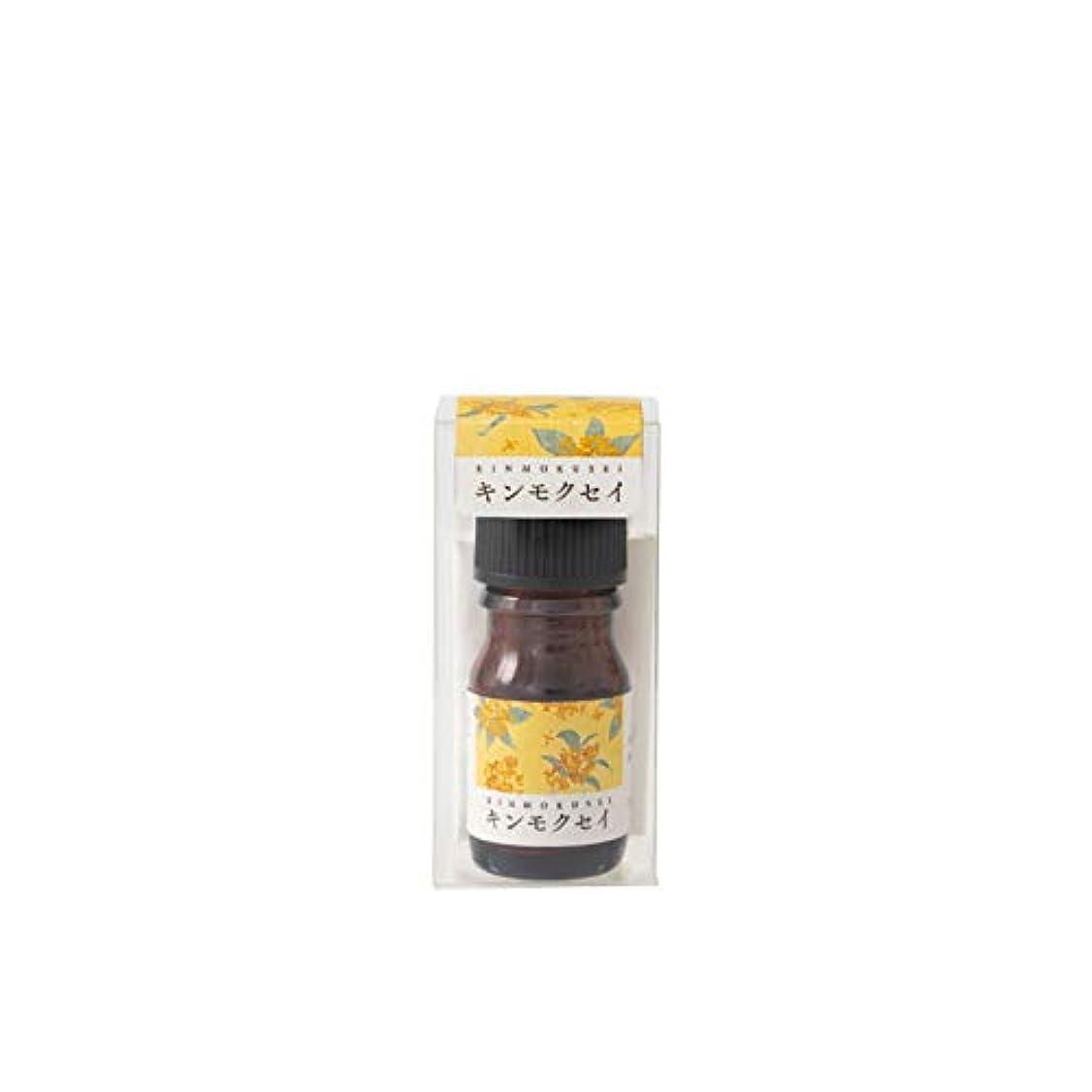 キャップご注意の中で生活の木 ブレンド精油 キンモクセイ 5ml