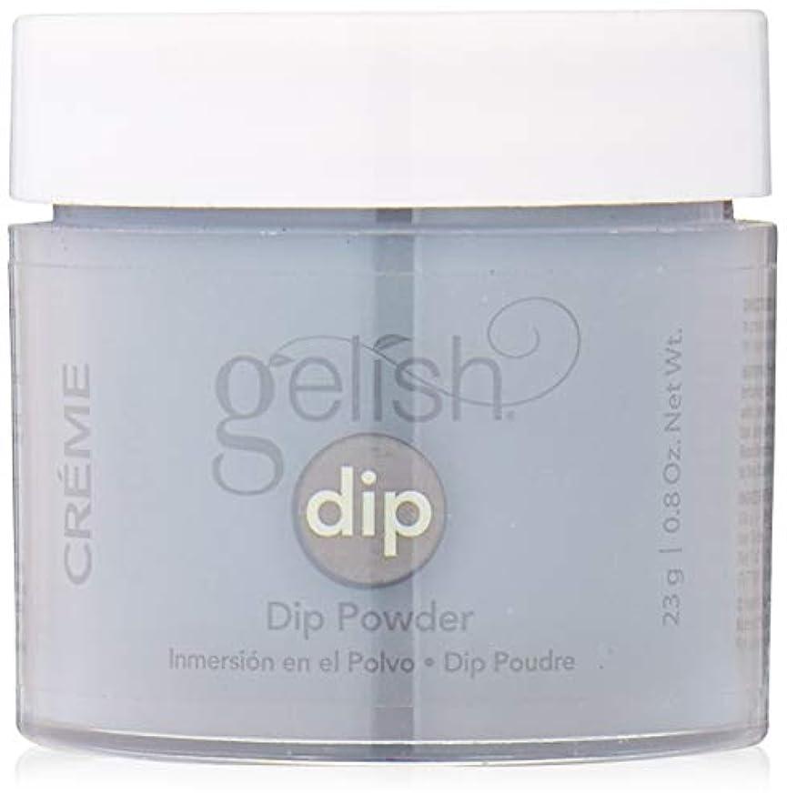 祝福ほんの不実Harmony Gelish - Acrylic Dip Powder - Sweater Weather - 23g / 0.8oz