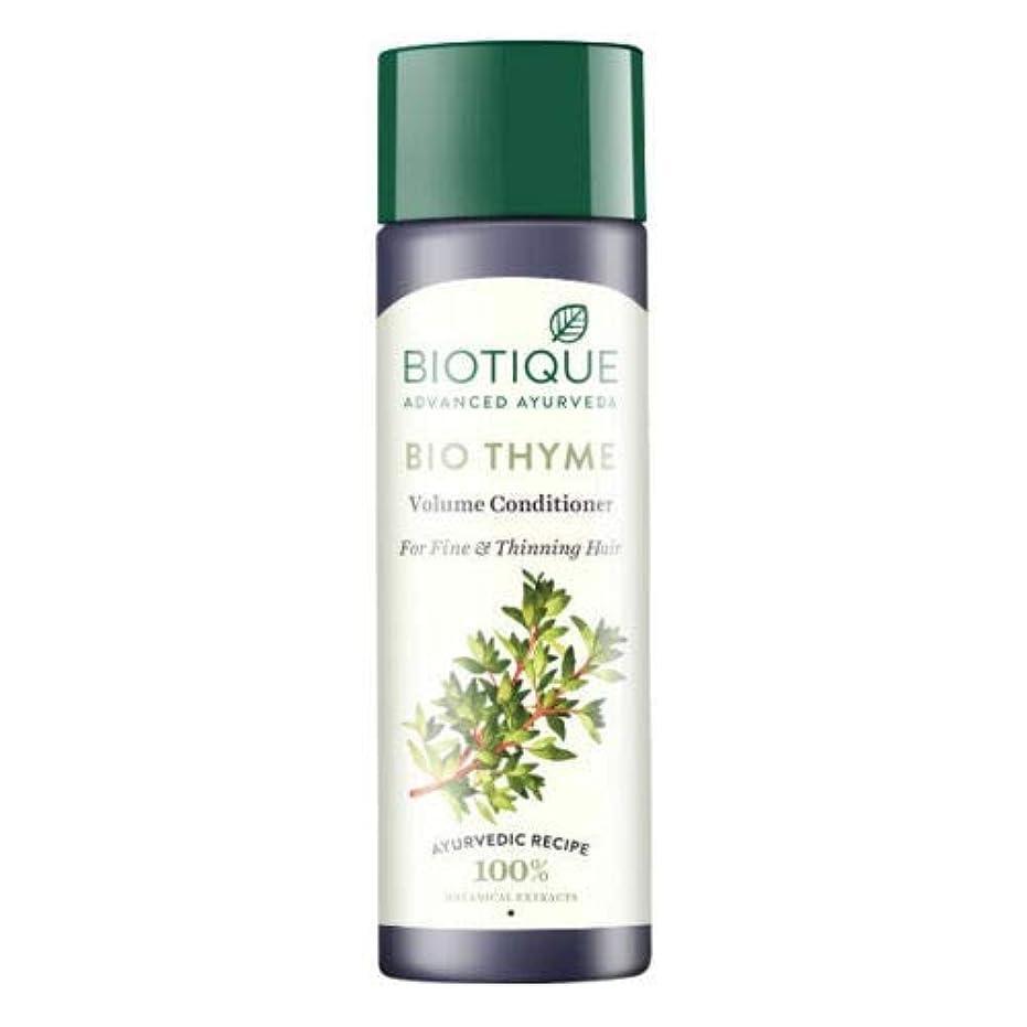 カスタム式ジェーンオースティンBiotique Bio Thyme Fresh Sparkle Volume Conditioner 200 ml For Thinning Hair 薄くなる毛のためのBiotiqueバイオタイムの新しい輝きの量のコンディショナー