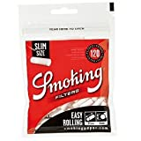 [smoking]スモーキング スリム フィルター 120個入×6  手巻き タバコ 喫煙具