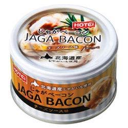 ホテイフーズ じゃがベーコン チーズソース味 125g×24個入×(2ケース)