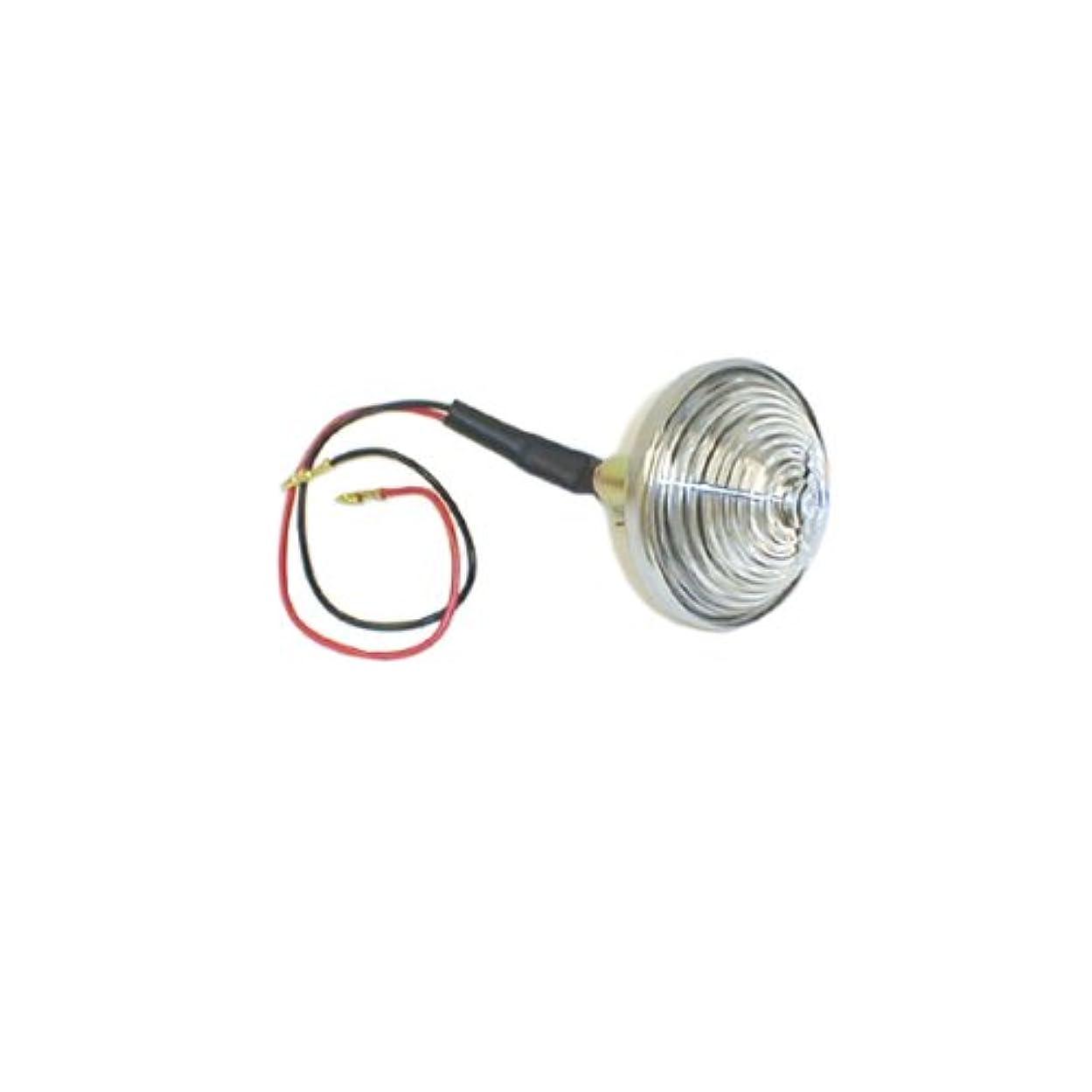 アコー間隔フラフープOmix-ADA 12405.02クリアパークランプアセンブリ、55-71ジープCJモデル