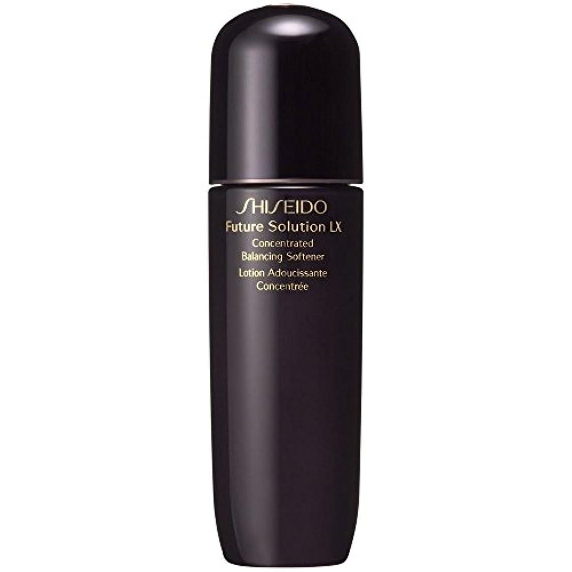誰も長方形慈悲[Shiseido] 資生堂フューチャーソリューションLxのは、柔軟剤150ミリリットルのバランスを集中しました - Shiseido Future Solution Lx Concentrated Balancing...