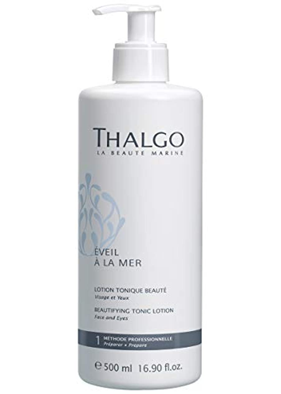 トラック範囲大臣タルゴ Eveil A La Mer Beautifying Tonic Lotion (Face & Eyes) - For All Skin Types, Even Sensitive Skin (Salon Size...