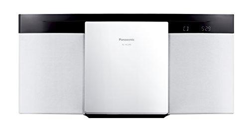 パナソニック ミニコンポ Bluetooth対応 ホワイト ...