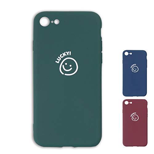 db0a34f643 Super'Z スマホケース iPhone ケース 携帯 スマートフォン アイフォンケース カバー TPU ソフトケース 笑顔 スマイリー