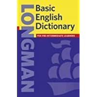 Longman Basic English Dictionary Paperback (Longman Dictonaries)