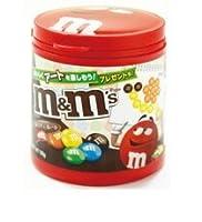 マースジャパン M&M'sボトルミルクチョコレート 90g×4個