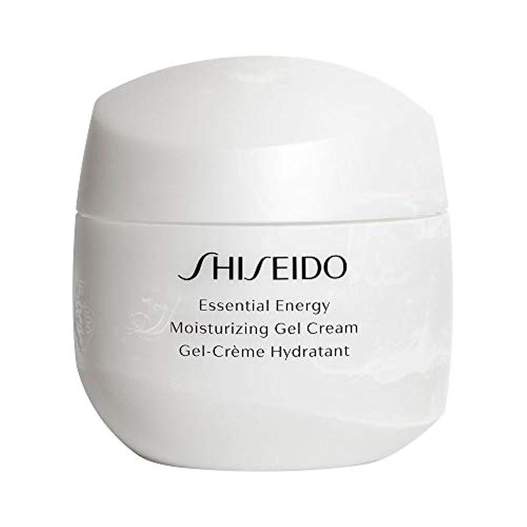 繊細代わって重々しい[Shiseido] 資生堂不可欠なエネルギー保湿ゲルクリーム50Ml - Shiseido Essential Energy Moisturizing Gel Cream 50ml [並行輸入品]