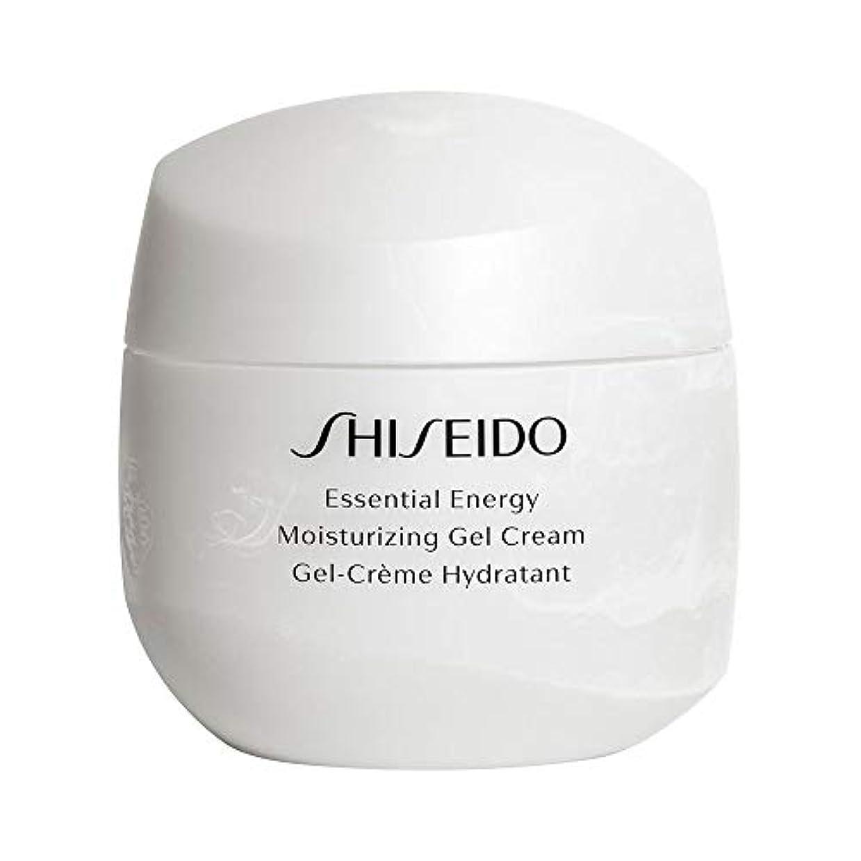 裁量ダイアクリティカルランチョン[Shiseido] 資生堂不可欠なエネルギー保湿ゲルクリーム50Ml - Shiseido Essential Energy Moisturizing Gel Cream 50ml [並行輸入品]