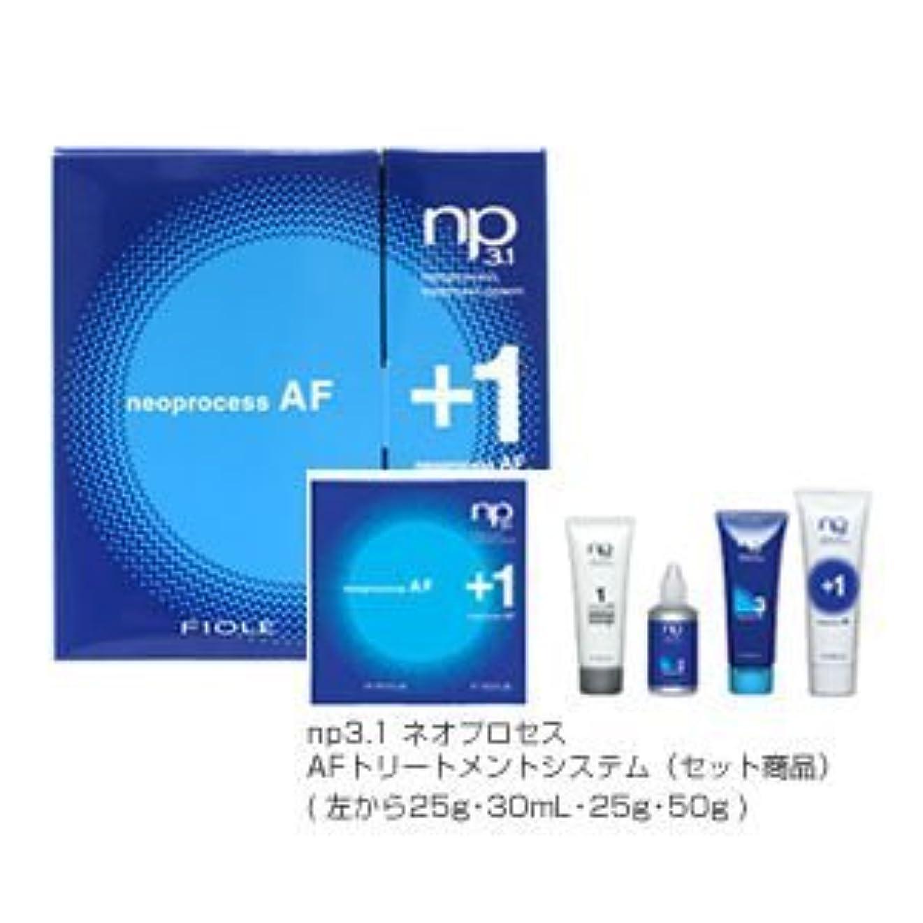 著者手コマンドフィヨーレ np3.1 ネオプロセス AFトリートメントシステム(セット商品)