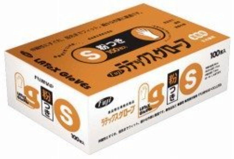 気楽な属するあまりにもフジ ラテックスグローブS 入数:100枚×20箱