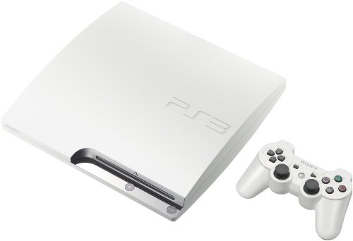 PlayStation 3 (160GB) クラシック・ホワイト (CECH-2500ALW)【メーカー生産終了】