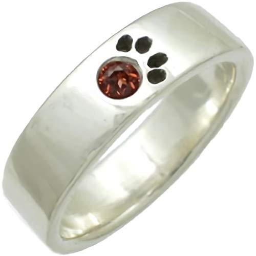 [バズショット] 肉球 シルバーリング 指輪 ネコ 猫 キャット