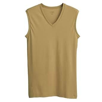 (グンゼ)GUNZE/the GUNZE メンズ Vネックスリーブレスシャツ
