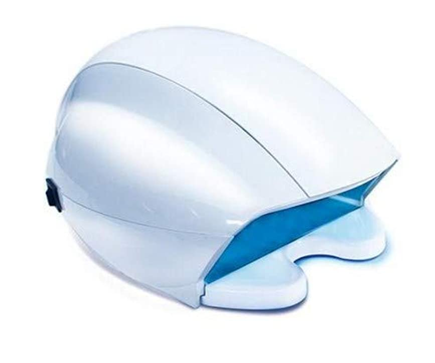 信号パット苦しめるハイブリッドUV/LEDライト ドームホワイト ALT10001 2機能 3段階タイマー機能付き ハンド ジェル ネイル 硬化 UV LED ライト ビューティーワールド プレゼント
