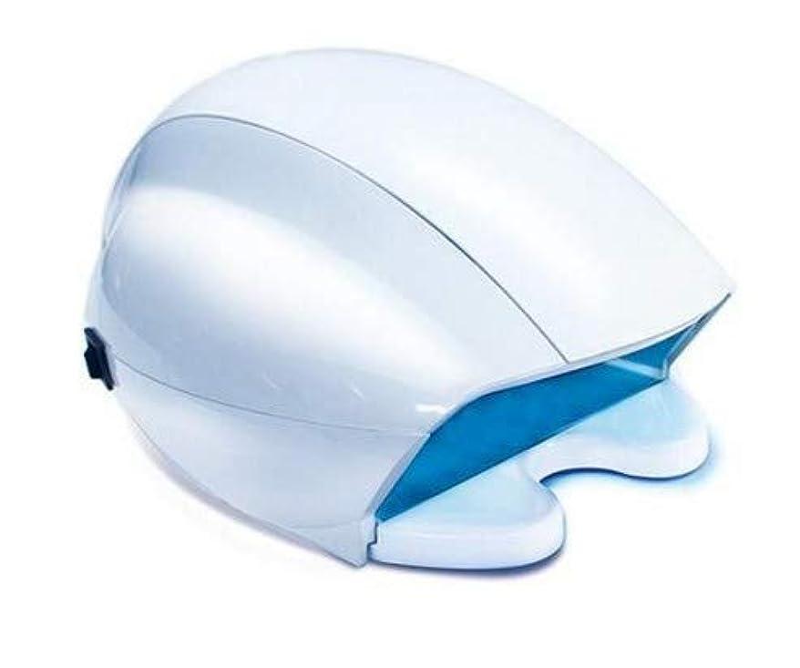 もし衣装棚ハイブリッドUV/LEDライト ドームホワイト ALT10001 2機能 3段階タイマー機能付き ハンド ジェル ネイル 硬化 UV LED ライト ビューティーワールド プレゼント