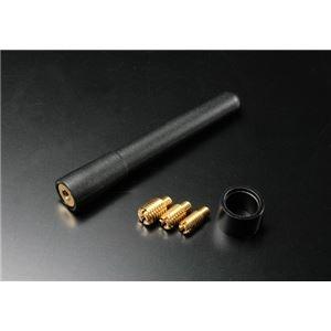 ネジ付ショートアンテナ77mm ランチア イプシロン ds-1393912