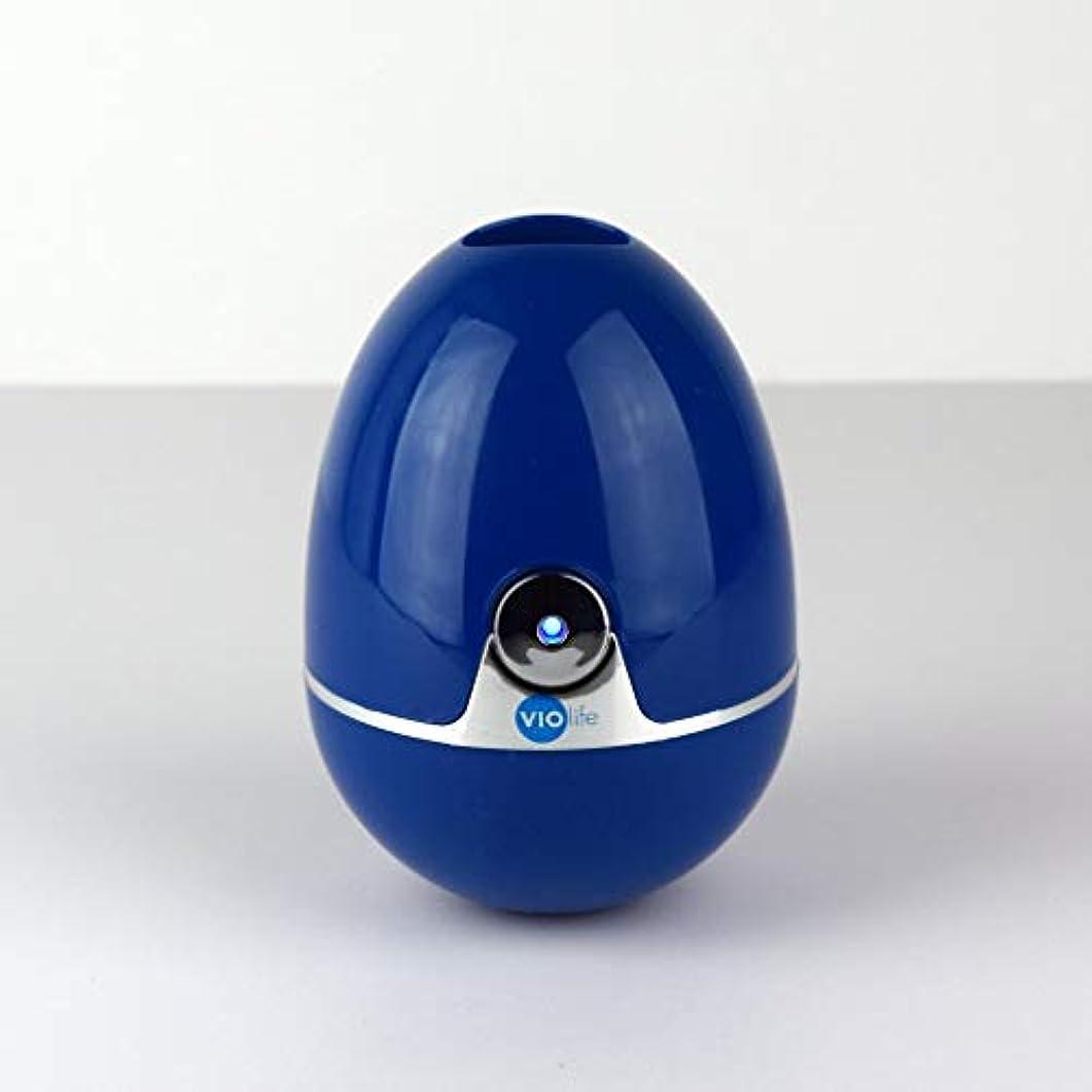 ハリケーン著名なまっすぐZapi luxe UV Toothbrush Sanitizer Cobalt Blue