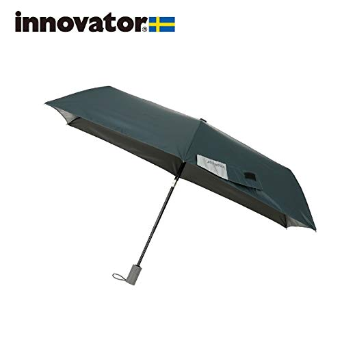 innovator(イノベーター) 日傘【innovator】(晴雨兼用/折傘/自動開閉/撥水/UVカット率&遮光率99%以上/遮熱)...