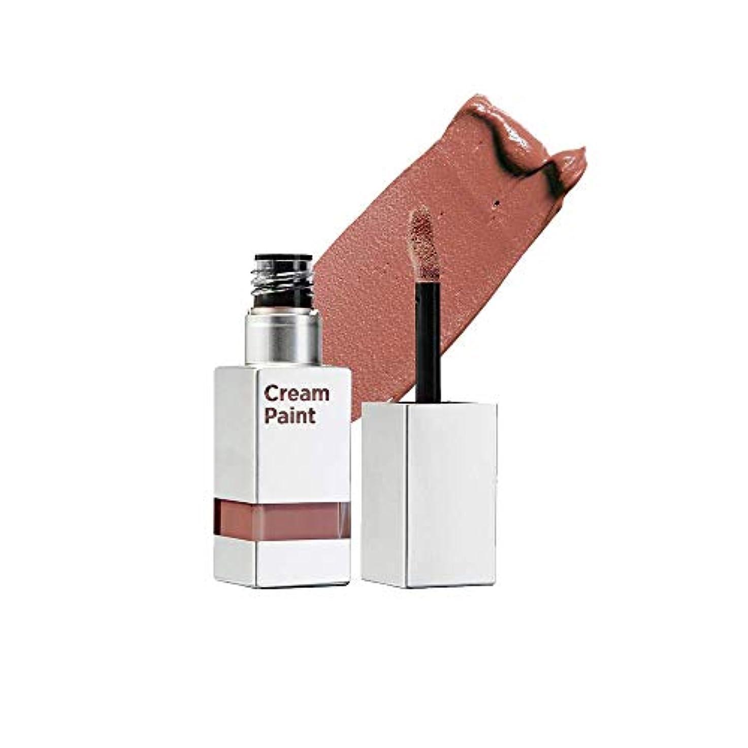 【YGエンターテインメント】 ムーンショット リップティント リップ&チーク クリームペイントライトフィット 9ml M811 ヌーディーブランチ ソフトブラウン MOONSHOT Cream Paint Lightfit...
