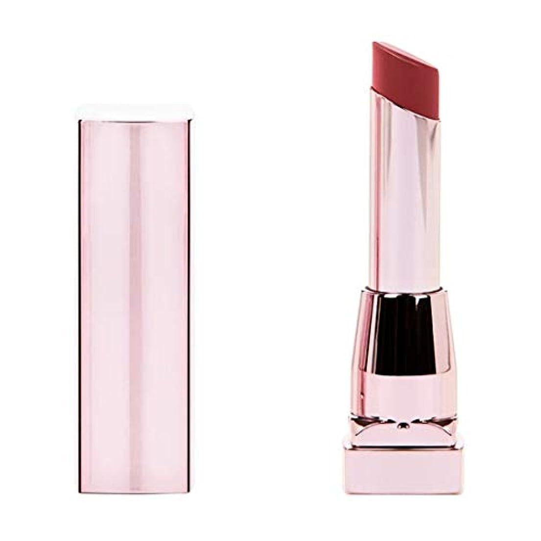 スクラッチ固執毒(6 Pack) MAYBELLINE Color Sensational Shine Compulsion Lipstick - Scarlet Flame 090 (並行輸入品)