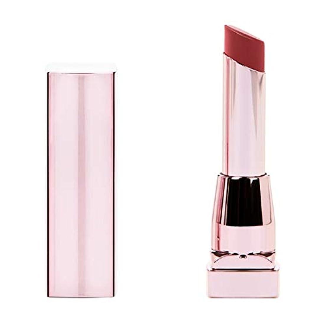 解釈する煙キモい(6 Pack) MAYBELLINE Color Sensational Shine Compulsion Lipstick - Scarlet Flame 090 (並行輸入品)