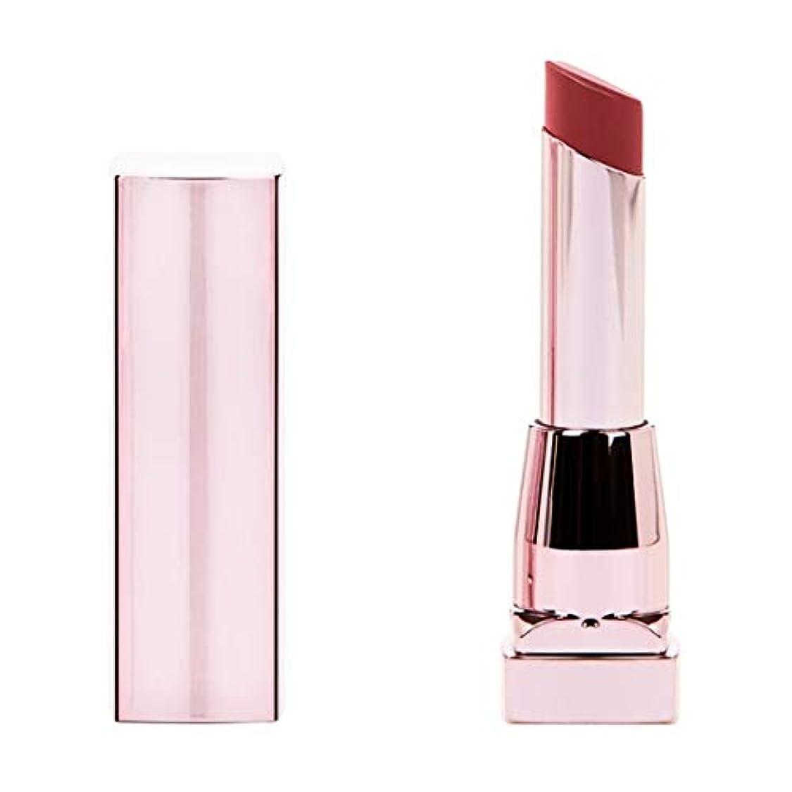 腐敗したピンチ麻痺させる(6 Pack) MAYBELLINE Color Sensational Shine Compulsion Lipstick - Scarlet Flame 090 (並行輸入品)