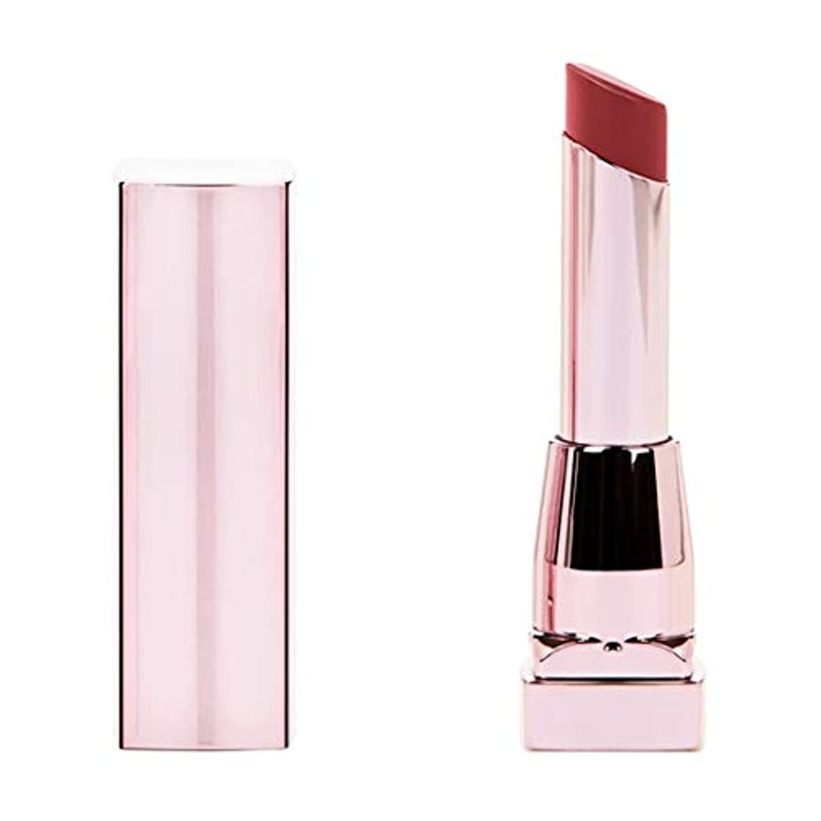 目の前の一族大人(6 Pack) MAYBELLINE Color Sensational Shine Compulsion Lipstick - Scarlet Flame 090 (並行輸入品)